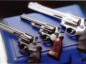 Оценка оружия, оставленного в наследство