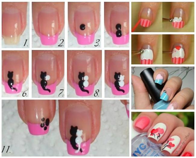 20 ideja kako da ukrasite nokte za Dan zaljubljenih