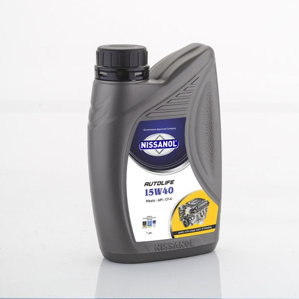 Nissanol Autolife - 15w40 (Cf-4)