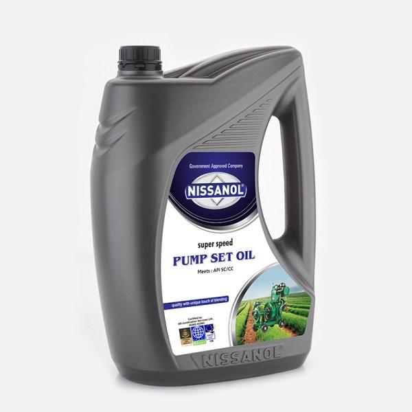 Nissanol Pump Set Oil