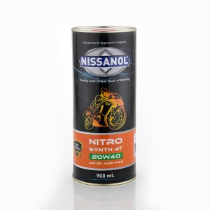 Nissanol Nitro Synth- 4t (API SN) 20w40