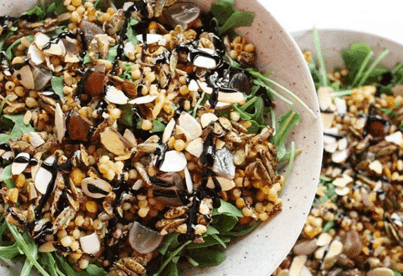 Panera Ancient Grain Salad Re-make