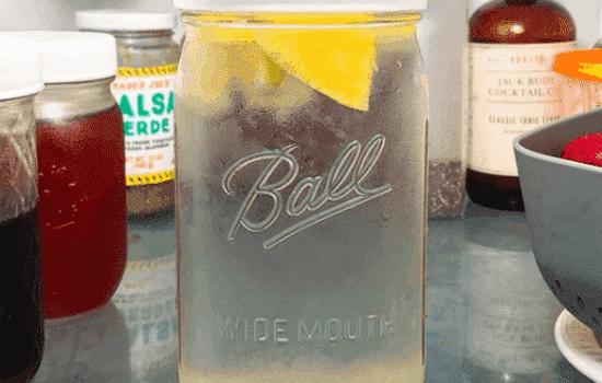 Current Pregnancy Craving: Lemon Water