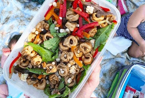 Meredith's Tortellini Salad