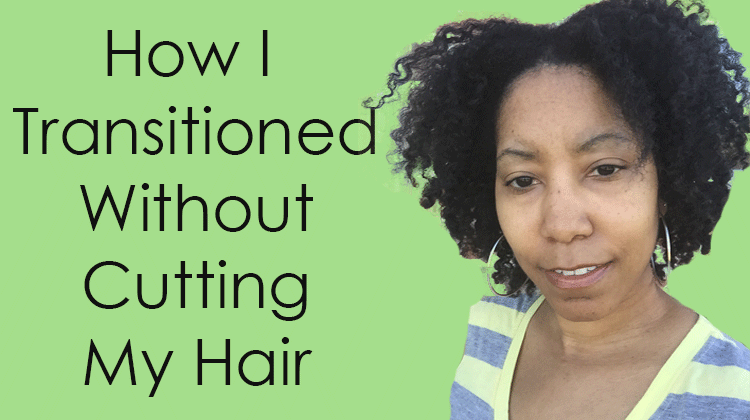 Going Natural Transitioning Without A Big Chop Video