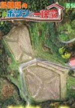 ポツンと一軒家を振り返る 島根県の不思議な模様の畑?がある家