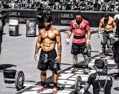 Crossfit Games Cross Fit