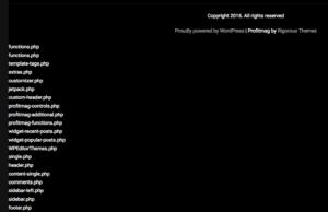 2016 06 26 23.56.13 300x194 - 製作中は混乱するよね・・・現在のページで使用しているPHPテンプレートを確認する方法!