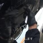 HH6アクティバンエンジンオイル&エレメント交換
