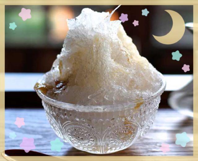 奈良町 中西与三郎 かき氷