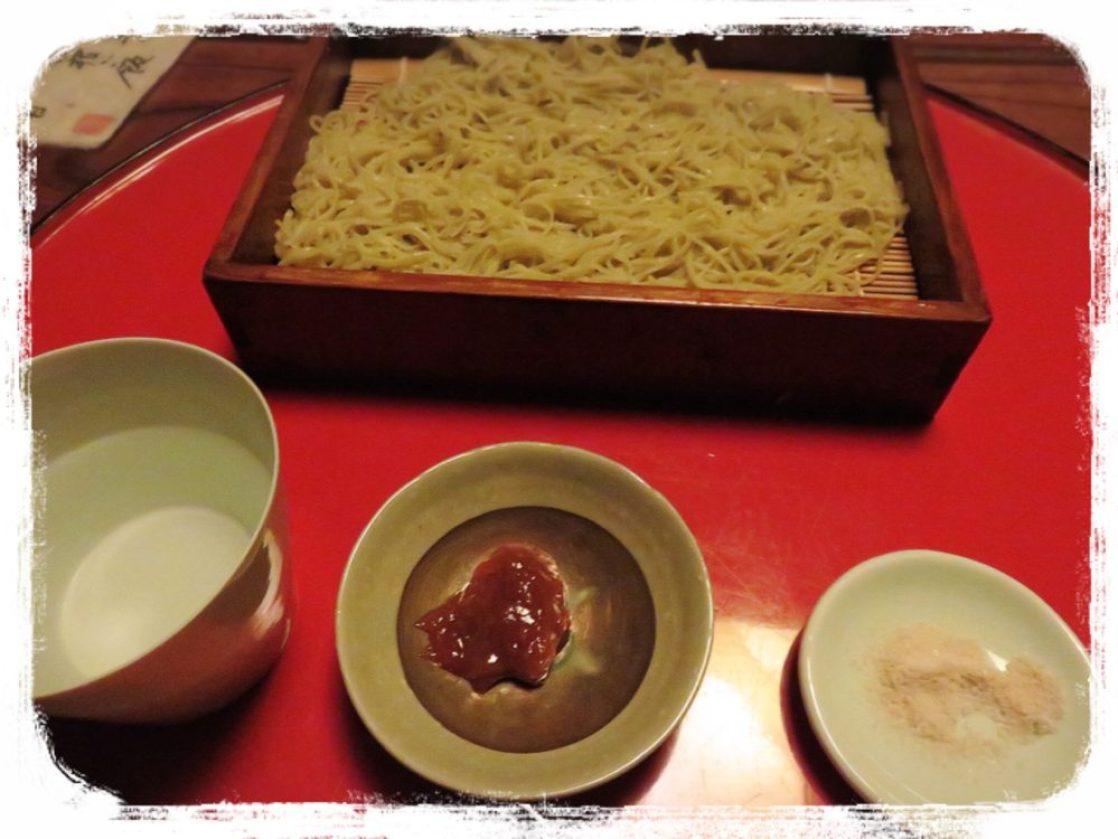 奈良町玄水蕎麦1