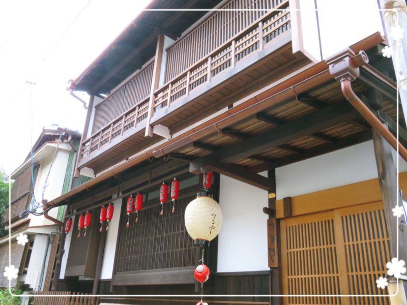 奈良町で花街文化を支える「つるや」さん