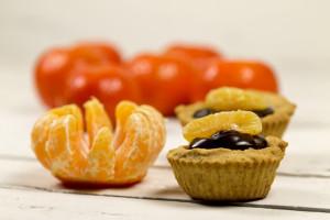 Tartaletas mandarina
