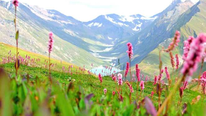 Hiking Tracks in Naran Kaghan