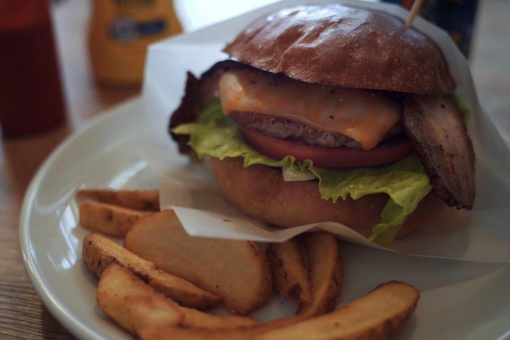 sakuraburger