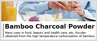 Bamboo Charcoal Powder