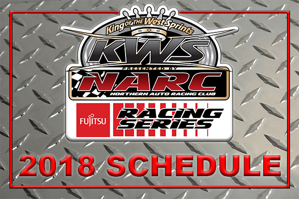 KING OF WEST-NARC SPRINT CARS RELEASE 2018 SCHEDULE – King