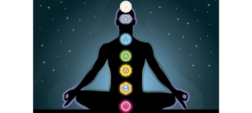 Los Siete Chakras y los Siete Anillos Corporales y su relación con las Emociones