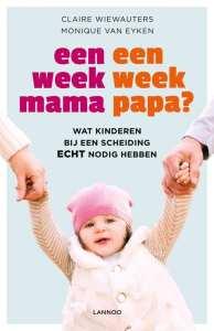 foto cover boek een week mama