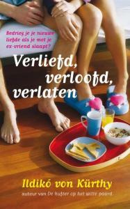 cover boek verliefd verloofd verlaten