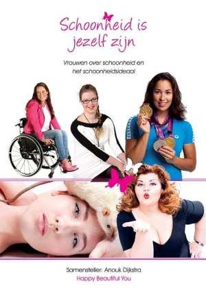 cover voor boek schoonheid is jezelf zijn met zes dames