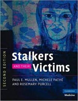 cover boek stalkers and their victims