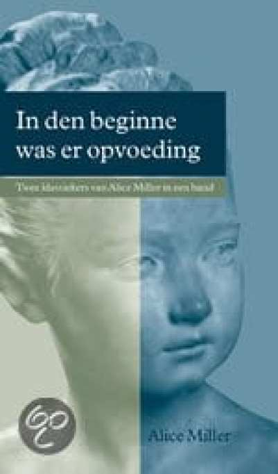 foto van cover boek in den beginne