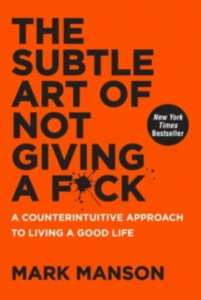 cover book of the subtle art of not giving