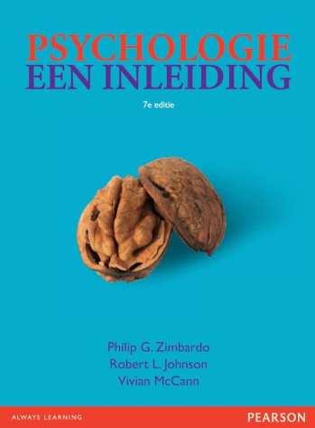 foto cover boek psychologie een inleiding