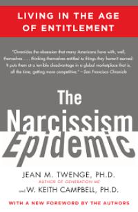 cover foto boek The narcissistic epidemic