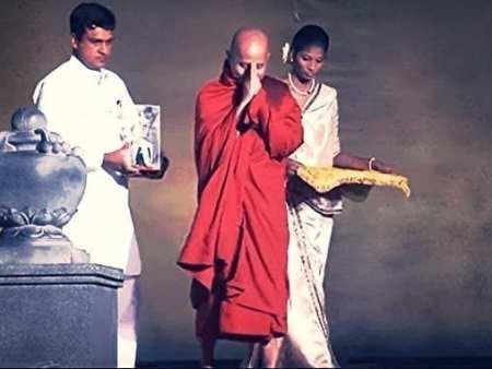 Boeddhisten zijn niet zo zen als we denken in het westen.