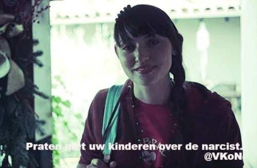 praten met kinderen over de narcist @VKoN narcisme.blog/