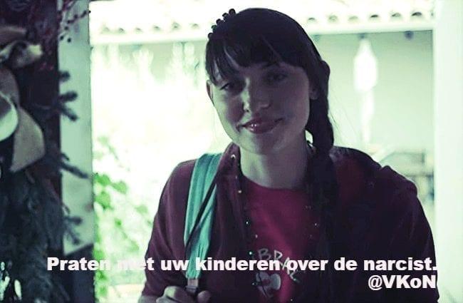praten met kinderen over de narcist @VKoN johanpersyn.com