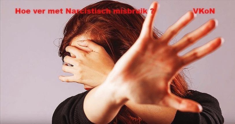 hoe ver met narcistisch misbruik VKoN narcisme.com slachtoffers communicatie