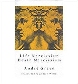 cover book Life narcissism Death Narcissism