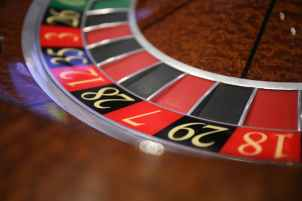 close up shot of a roulette, narcistische verslaving
