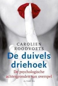 foto cover boek De duivelsdriehoek over de gevaren en de verleidingen van het vreemdgaan