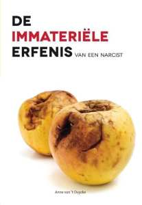 foto cover boek De immateriele erfenis van een narcist