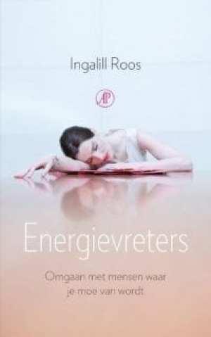 foto van cover boek Energievreters Omgaan met mensen waar je moe van wordt