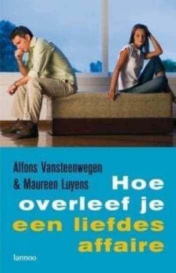 foto cover boek Hoe overleef je een liefdesaffaire