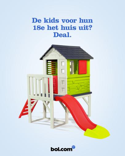 bol.com speelhuisje kinderen kind speelgoed