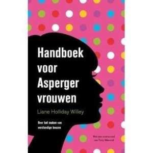 foto cover handboek voor asperger vrouwen