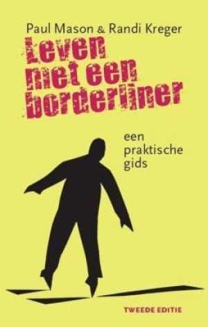 foto van cover van boek Leven met een borderliner een praktische gids-tweede editie