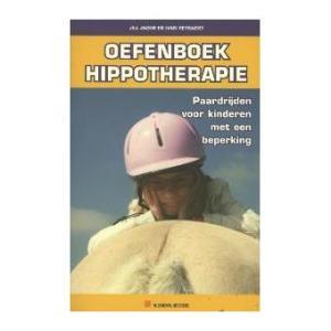 Oefenboek Hippotherapie Paardrijden voor kinderen met een beperking