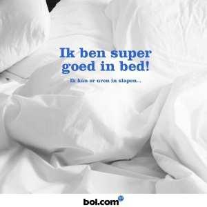 bol.com weekend slapen superioriteit