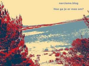 narcisme.blog Hoe ga je er mee om?
