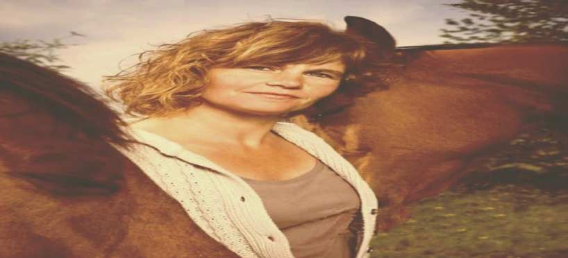 Een boek over coachen met paarden om in je veerkracht te komen.