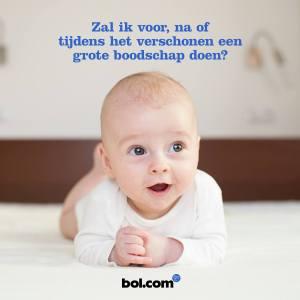 bol.com baby zit nu al propvol
