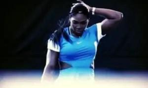 foto van doorzettende sportvrouw
