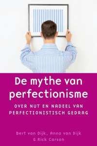 cover boek de mythe van perfectionisme